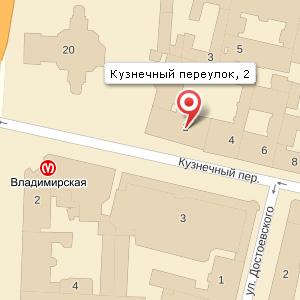 Яndex-карта