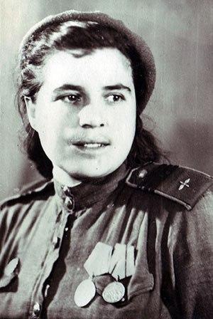 Анна Макаровна Скоробогатова